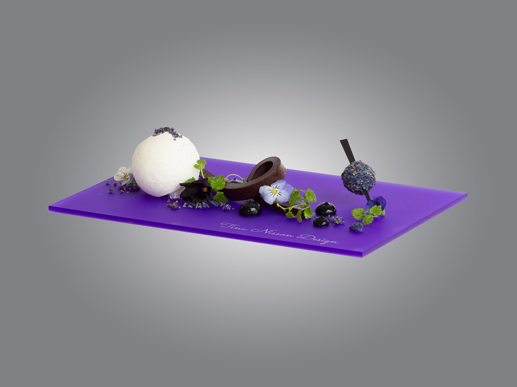 Tina nisson design contemporary canape trays for the for Bespoke canape trays