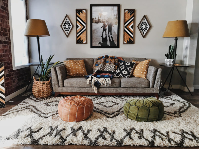 Boho & moroccan patterns